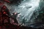 Sci-Fi Battle Scenes