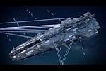 Sci-Fi Space Battleships