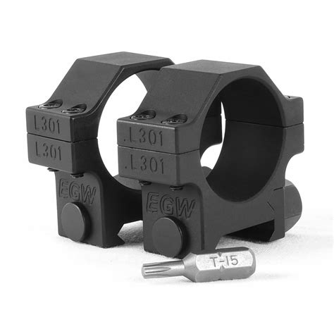 Scope Mounts Rings Egw Gun Parts And Roni Conversion Stock For Glock Reg Gen 3 4 Command