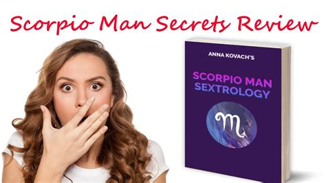 [click]scorpio Man Secrets Review Is It A Scam Or Not .