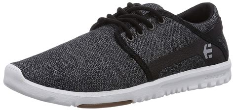 Scout Aaron Ross (Black/White) Men's Shoes Mesh Sneaker 4101000419/976