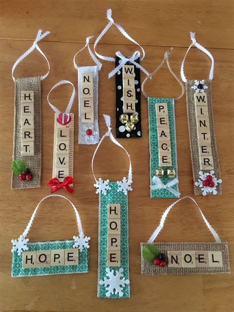 Scrabble-Ornaments-Diy