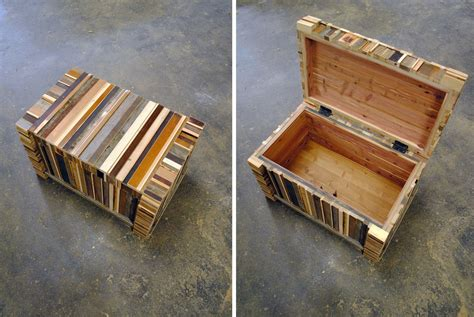 Scrap Cedar Wood Projects
