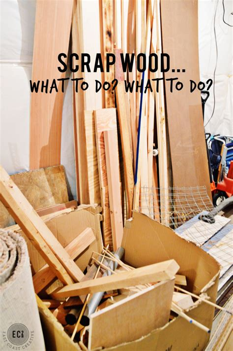 Scrap Scrap Wood Projects Ideas