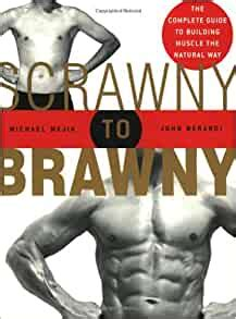 [pdf] Scrawny To Brawny The Complete Guide To Building Muscle Pdf.