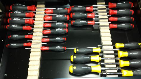 Screwdriver Storage Diy