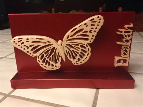Scroll Saw Butterfly Plans To Prosper