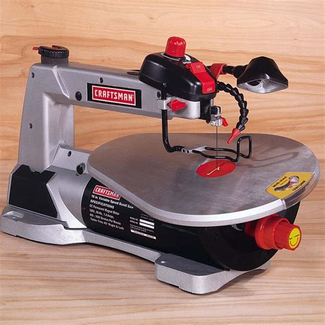 Scroll Saw Craftsman Prices