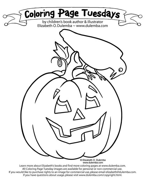 Scroll Saw Patterns Free Halloween Coloring Pages