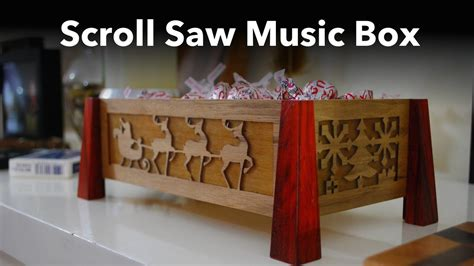 Scroll Saw Plans For Music Box
