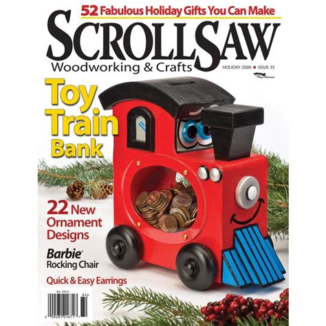 Scroll Saw Woodworking And Crafts Back Issues