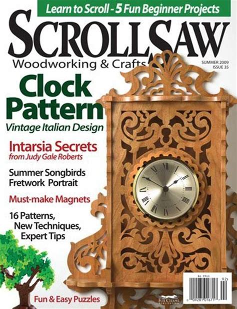 Scroll Saw Woodworking And Crafts Magazine Download