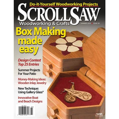 Scroll Saw Woodworking Magazine Back Issues