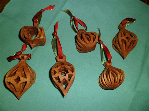 Scroll Saw Xmas Decorations