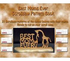 Best Scroll saw pattern book pdf