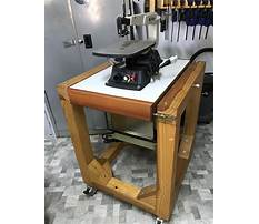 Best Scroll saw table