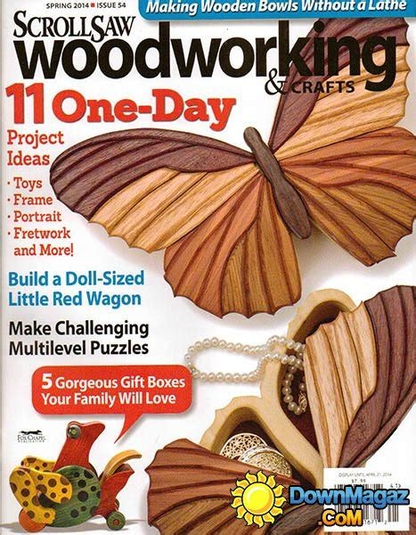 Scrollsaw Woodworking Crafts Pdf