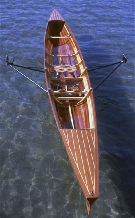 Scull Boat Building Plans