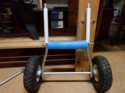 Scupper Cart Diy