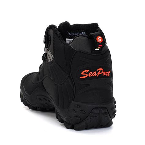 Seaport Light-Weight Waterproof Men's Boots