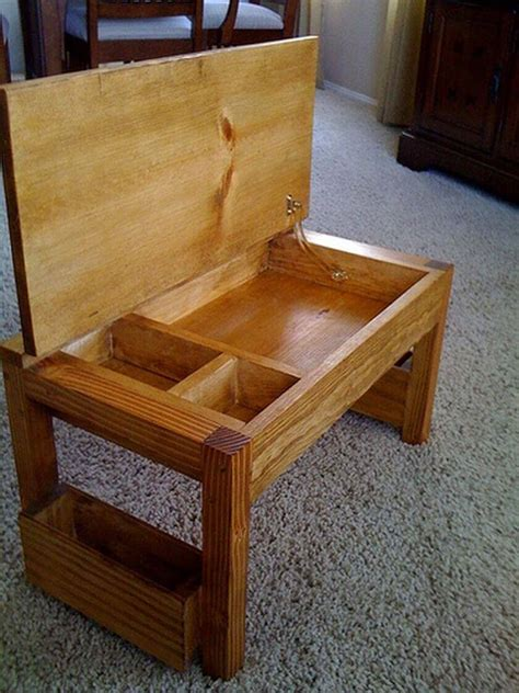 Seat-And-Compartment-Bed-Frame-Plans