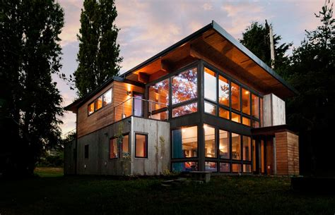Seattle Box House Plans