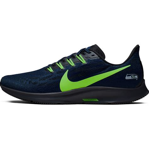 Seattle Seahawks Nike Sneakers