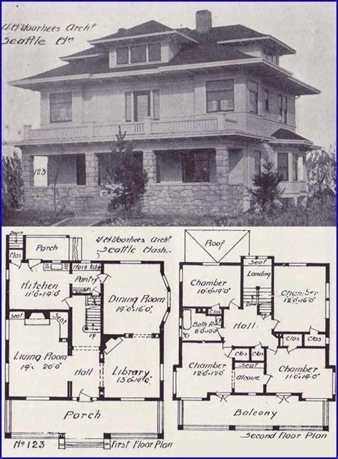 Seattle-Box-House-Plans