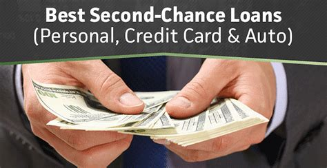 Second Chance Credit Loans