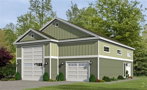 Second Garage Plans