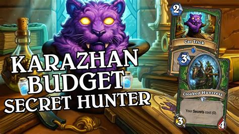 Secret Hunter Deck Budget Deck