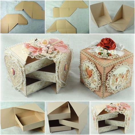 Secret Jewelry Box Diy Projects