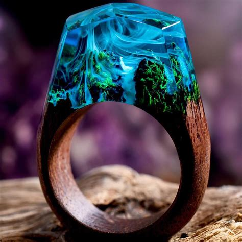 Secret Wood Rings Images