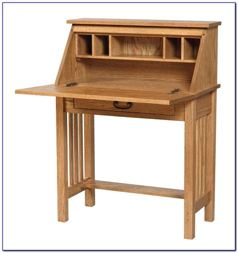 Secretary-Desk-With-Hutch-Plans