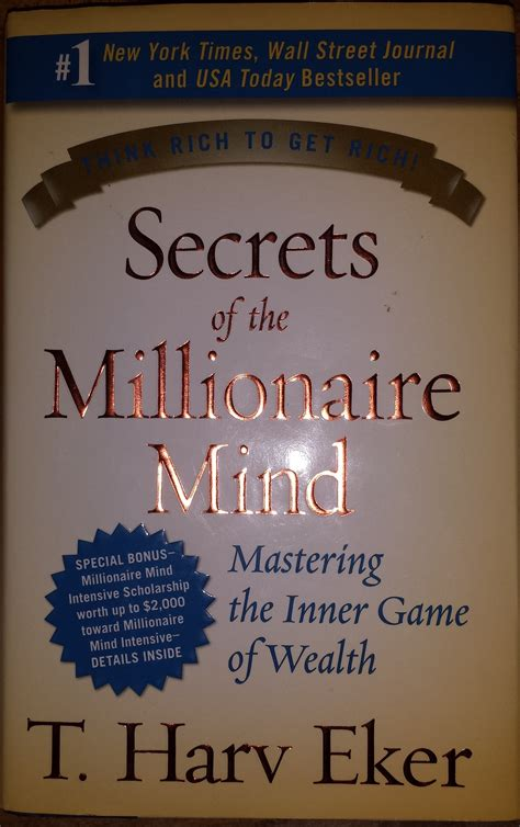 [pdf] Secrets Of The Millionaire Mind - A Success Dream.