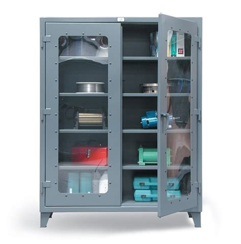 See Through Storage Cabinets