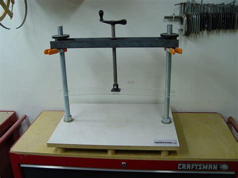Segmented-Bowl-Press-Plans