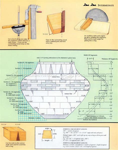 Segmented-Woodturning-Plans