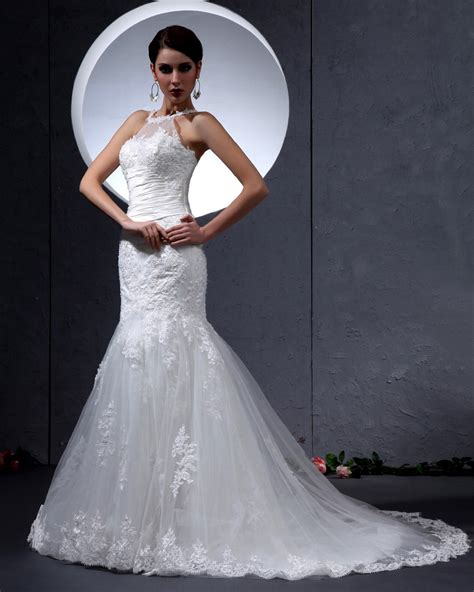 Select The Most Suitable Mermaid Wedding Dresses