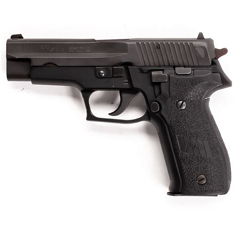 Self Defense Sig Sauer P226 And Sig Sauer Grips For P226