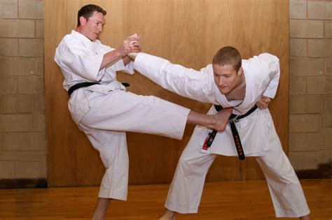 Self Defense Techniques Karate And Self Defense Caught On Camera