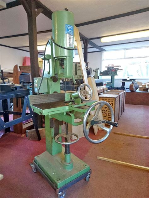 Sell Used Woodworking Equipment