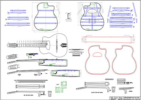 Selmer-Maccaferri-Guitar-Plans