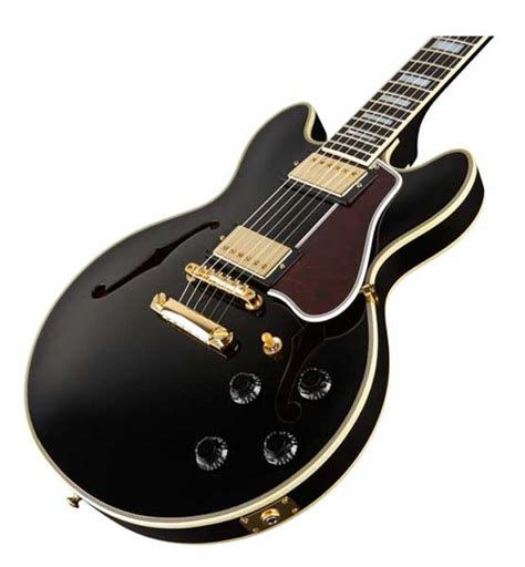 Semi Hollow Body Electric Guitar Plans