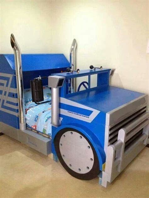 Semi-Truck-Toddler-Bed-Plans