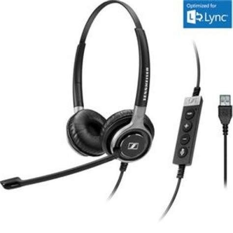 Sennheiser Electronic SC660 USB ML Dual Sided Usb Ml Headset