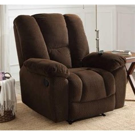 Serta Massage Recliner 8 Setting