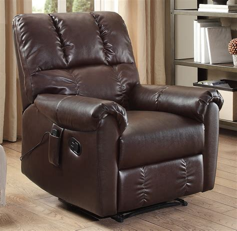 Serta Massage Recliner With Remote