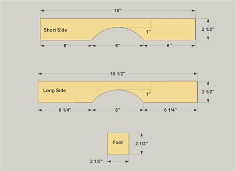 Serving Tray Plans Free