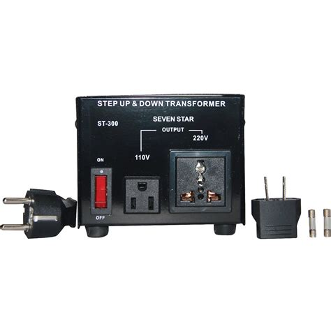 Seven Star 300W Step-up and Step-down Tra
